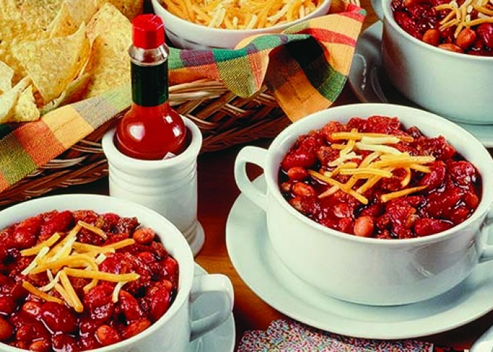 Super Good Chili