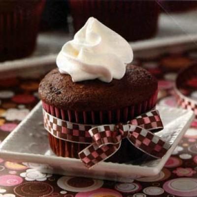 Truffle Chocolate Cupcakes