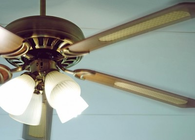 A few facts about ceiling fans