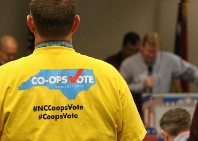 NC Co-ops Vote: Make your Voice Heard