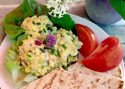 Egg Salad à la Linda