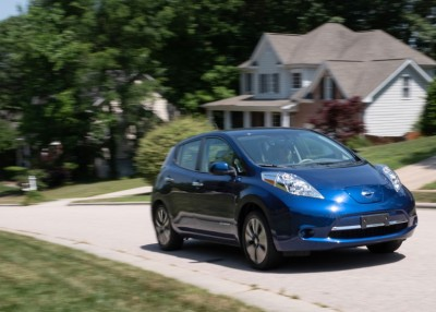 Why Drive Electric?