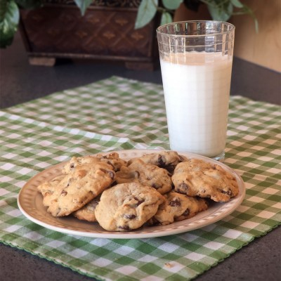 NC First Lady Kristin Cooper's Chocolate Chip Cookies