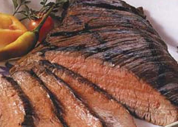 Tender Flank Steak