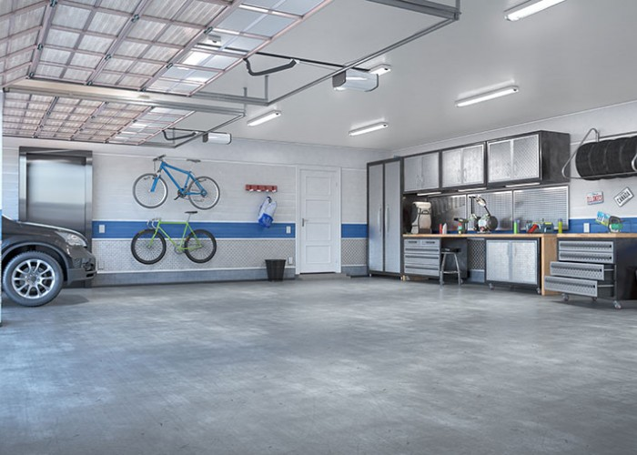 Upgrade Your Garage