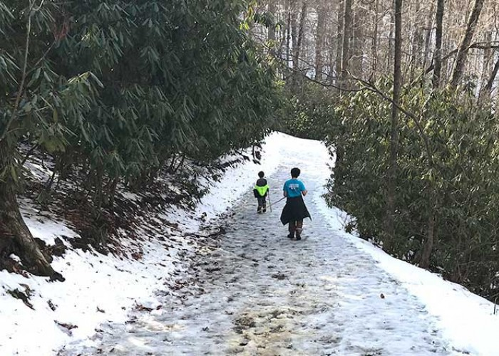 Four Great Winter Hikes