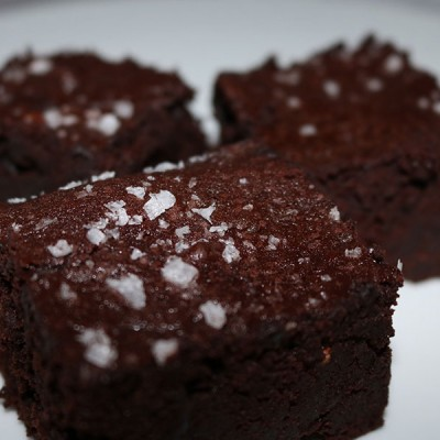 Hazelnut Cocoa Brownies