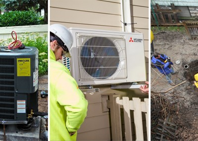 Which Heat Pump Option is Right for My Home?