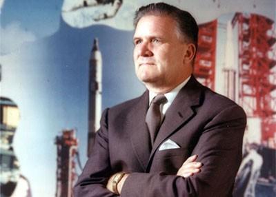 Wake Electric Honors Local NASA Leader