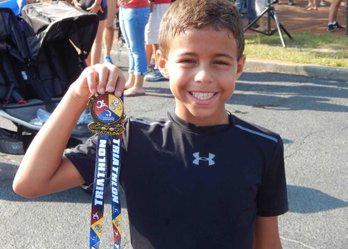 Youth Triathlon Makes Community Health a Priority
