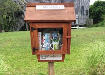 From Our Readers: Love for Little Libraries
