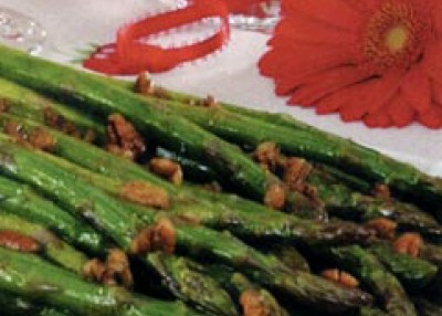Chilled Marinated Asparagus
