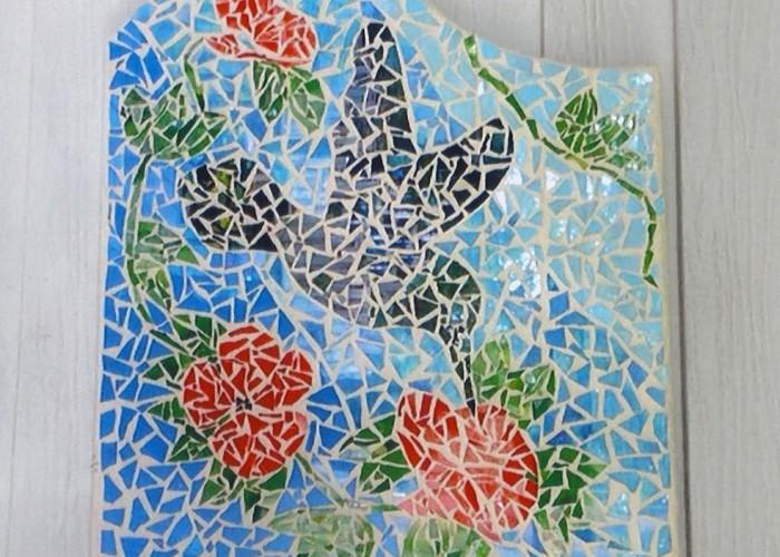 Floor Tile Mosaic