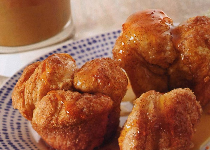 Quick Monkey Bread Rolls