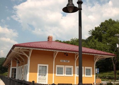 Old Fort Depot  and Museum