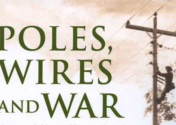 Book Review — Poles, Wires and War