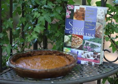 Jamie's Magic Pumpkin Pie