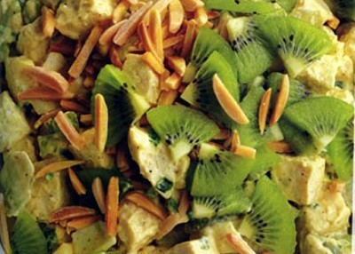 Almond Chicken Salad