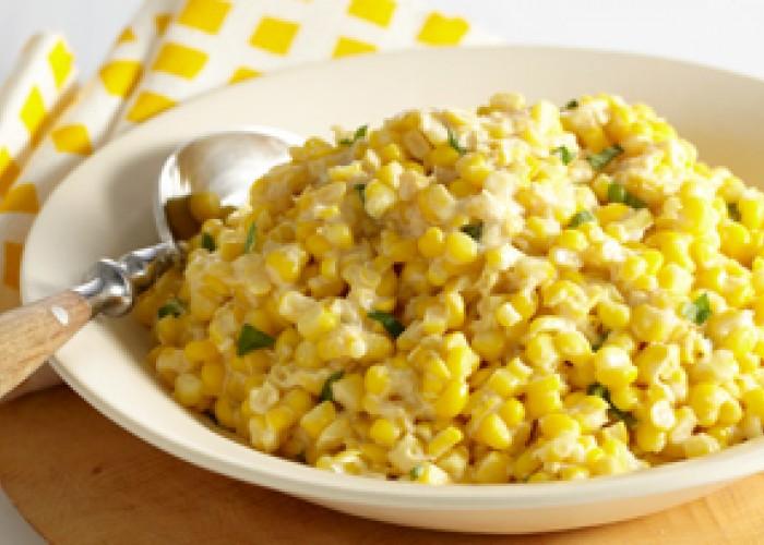 Savory Creamed Corn