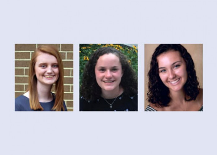 Students Receive 2020 Youth Leadership Scholarships