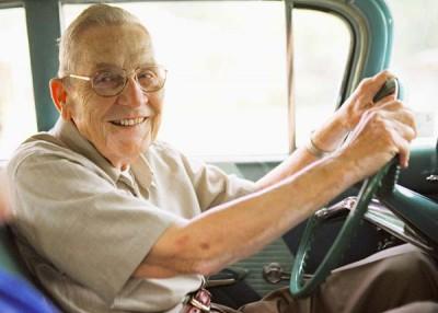 Seniors on the road