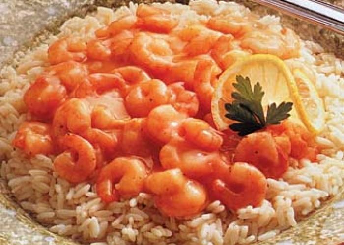 Shrimp Newberg