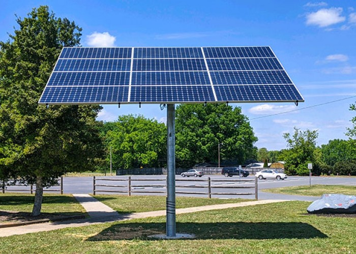 NC Solar+ Schools Served by Co-ops Grow in 2021