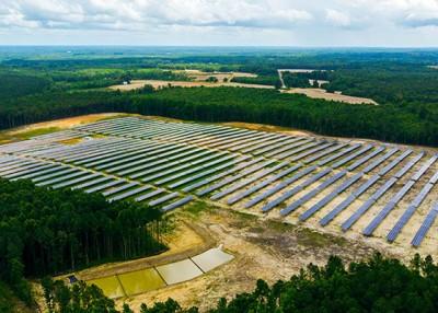 Halifax EMC Solar + Storage Project Marks NC Milestone