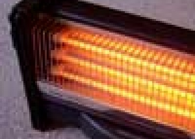 Electric space heaters