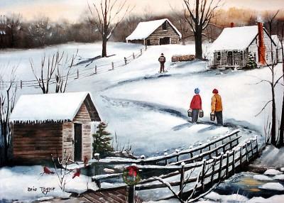 'Springhouse Christmas'