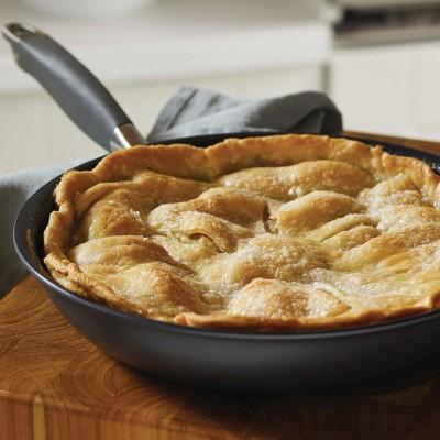 Stovetop Apple Pie