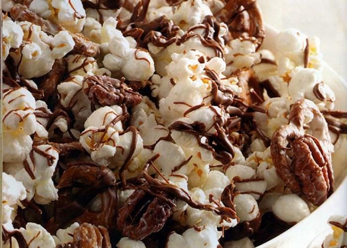 Striped Popcorn