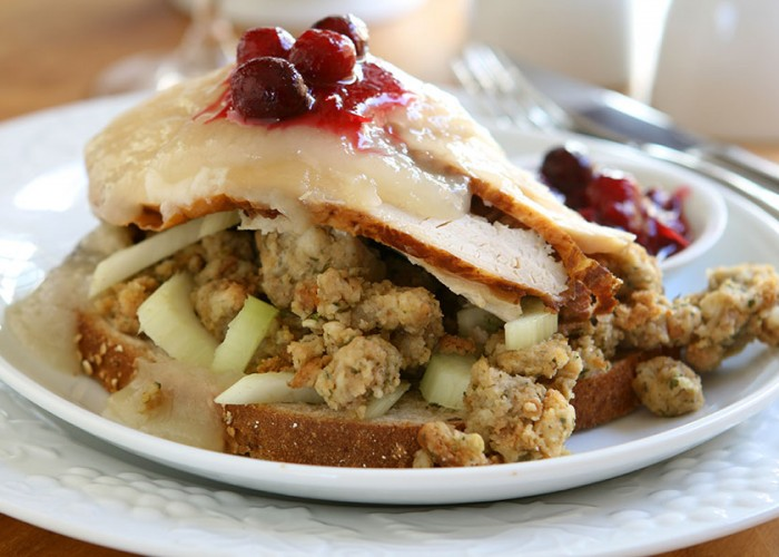 Got holiday leftovers?