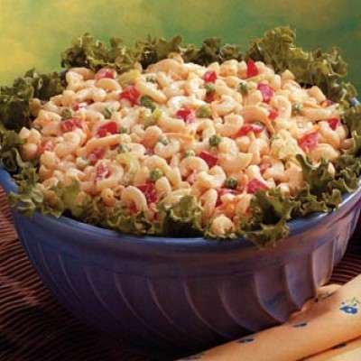 Veggie Macaroni Salad