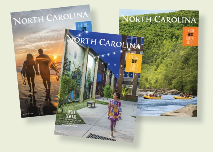 Free Guide to NC Adventure
